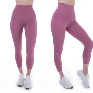 P'tula Pants & Jumpsuits - NWT P'tula Alainah Pocket Legging Cheeky Pink